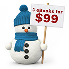 3 books for $99